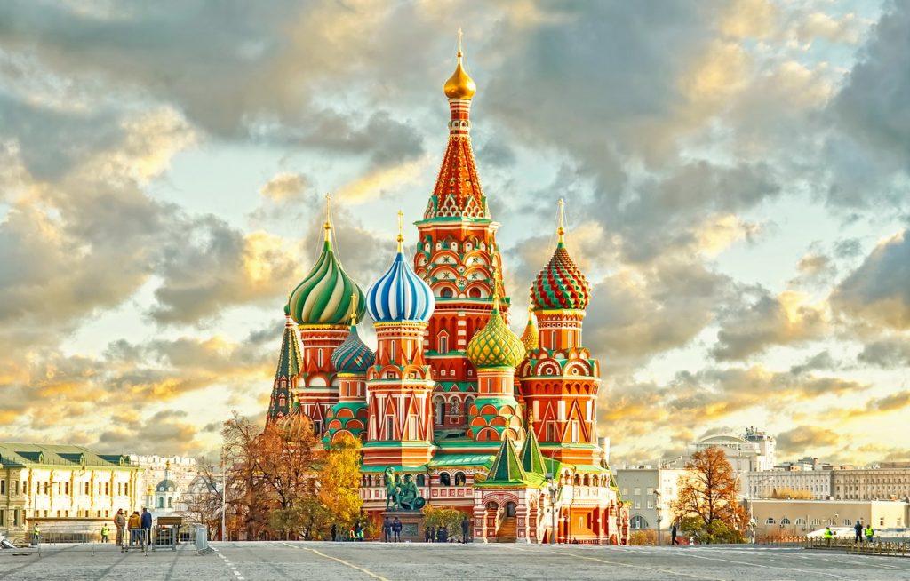 Chuyển Phát Nhanh Hàng Hoá Đi Nga