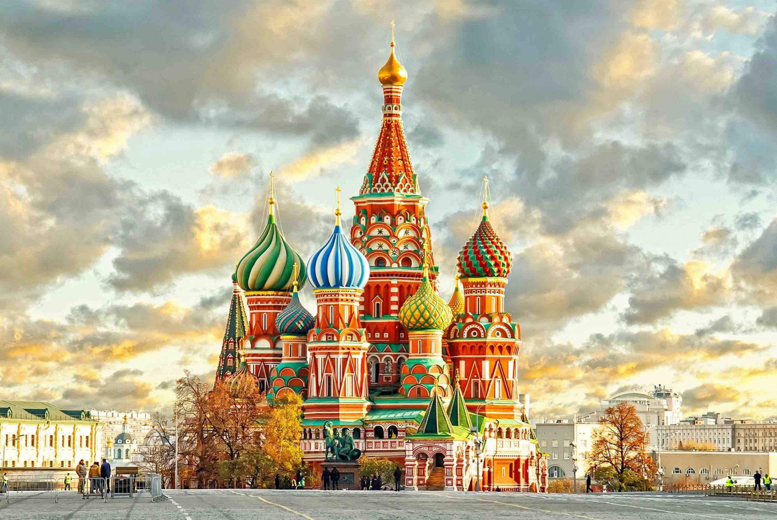 Vận chuyển hàng từ Nga về Việt Nam