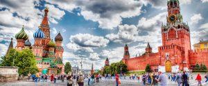 Vận chuyển hàng không từ Bình Dương đi Nga uy tín, chất lượng cao