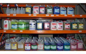 Thủ tục hải quan cho hàng hóa chất