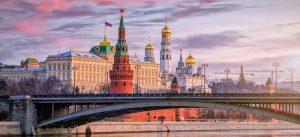 Gửi hàng bằng đường bộ từ Bình Dương đi Nga giá rẻ, an toàn
