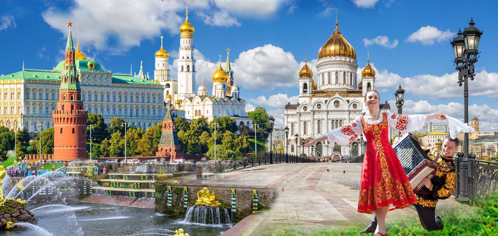Gửi hàng bằng đường biển từ Bình Dương đi Nga giá rẻ, chất lượng, uy tín